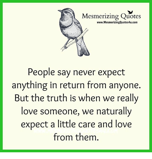mesmerizing quotes wwwmesmerizingquotes4ucom people say never expect
