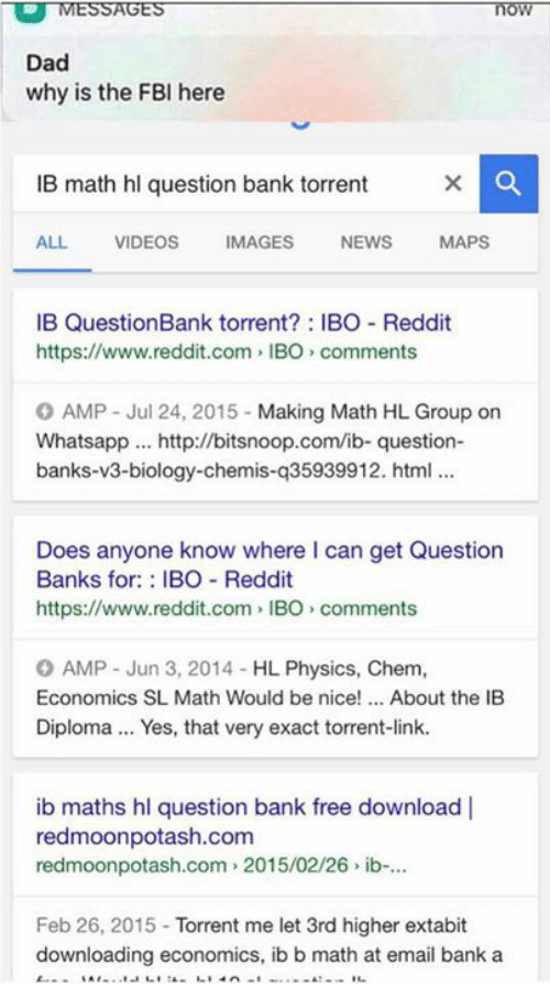 ib biology question bank download