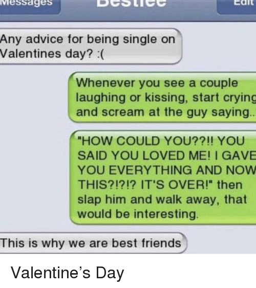 Love laughter valentines day advice couples