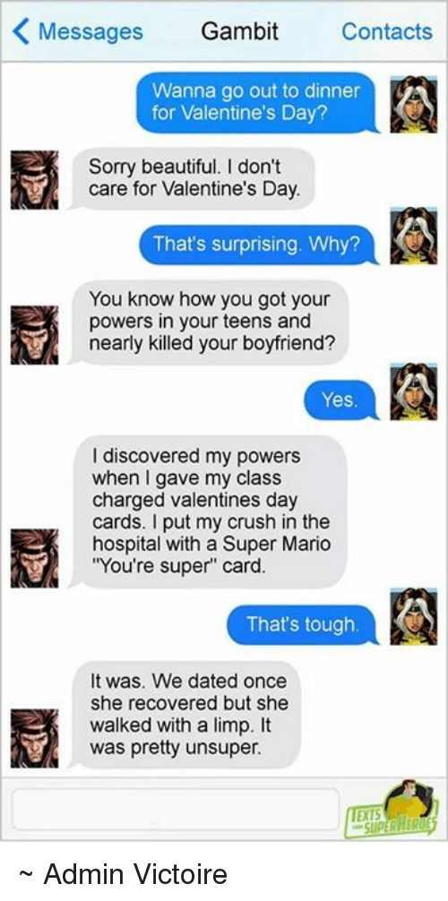25 Best Memes About Valentines Day Cards – Mario Valentines Cards
