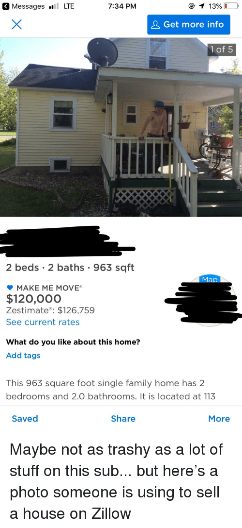 Messages LTE 734 PM Get More Info 2 Beds 2 Baths 963 Sqft Map MAKE on