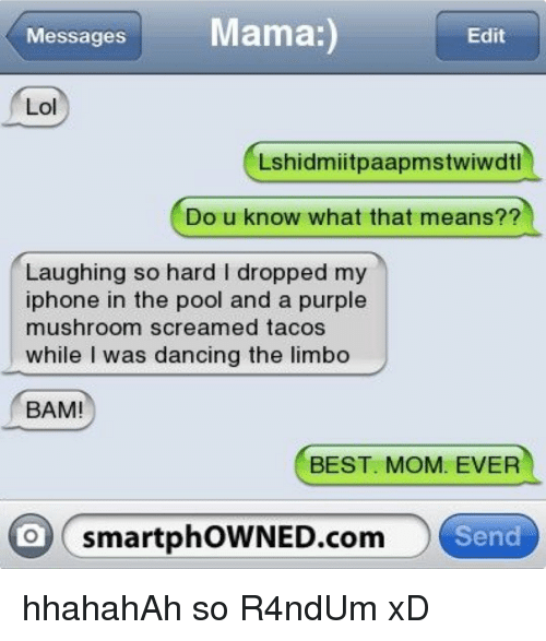 25 best memes about best mom ever best mom ever memes for Dropped iphone in swimming pool