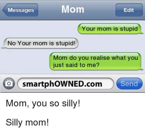 Send stupid messages to 47 Funny