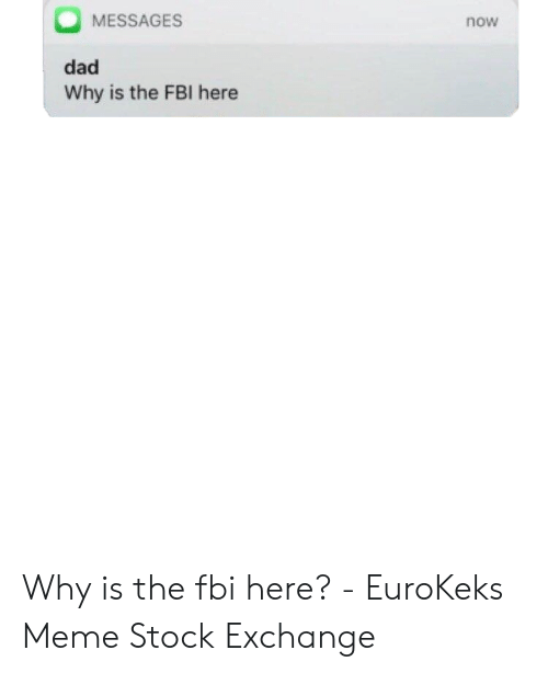 🔥 25+ Best Memes About Why Is the Fbi Here Meme | Why Is
