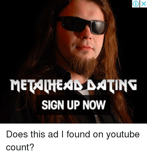 dating sign up