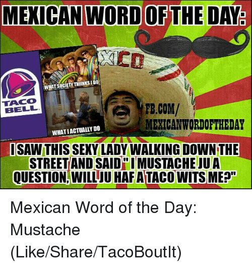 Sexy mexican words