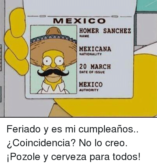 Date mexico