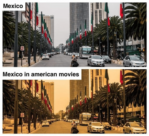 """Memes, Movies, and American: Mexico  Mexico in american movies  """"er"""