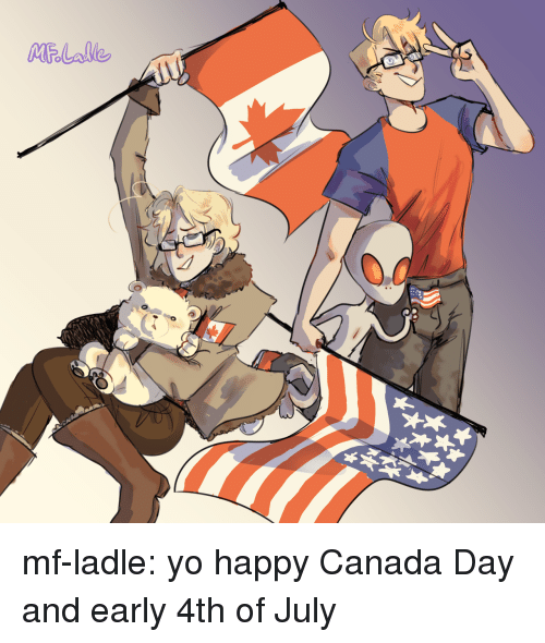 Target, Tumblr, and Yo: mf-ladle:  yo happy Canada Day and early 4th of July