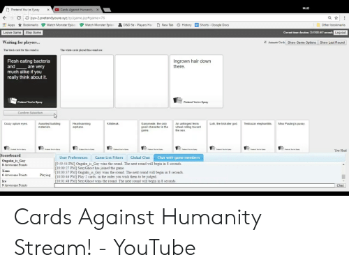 2 youre xyzzy pretend you're