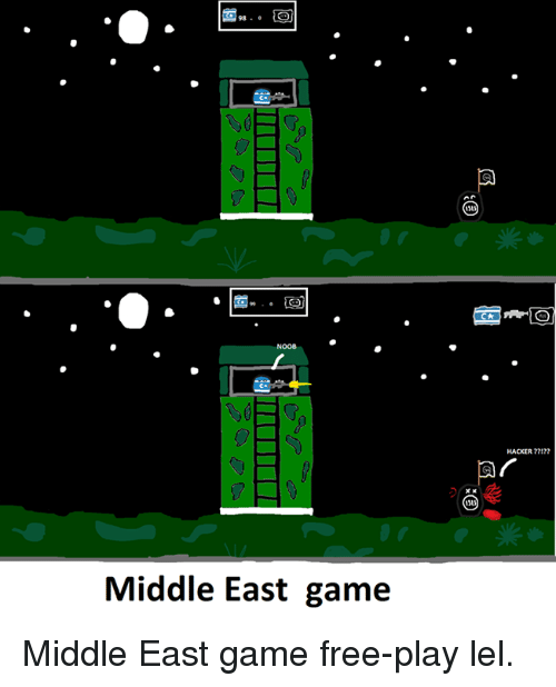 Middle East Game XX HACKER Middle East Game Free-Play Lel