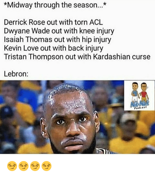450c51f30d8 Midway Through the Season  Derrick Rose Out With Torn ACL Dwyane ...