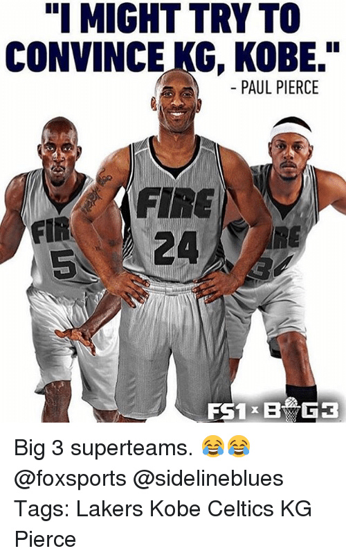 """Fire, Los Angeles Lakers, and Memes: """"