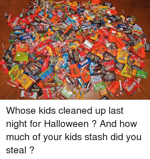 Mike Skittles TITI Skittles Anors Ree SRN Whose Kids Cleaned