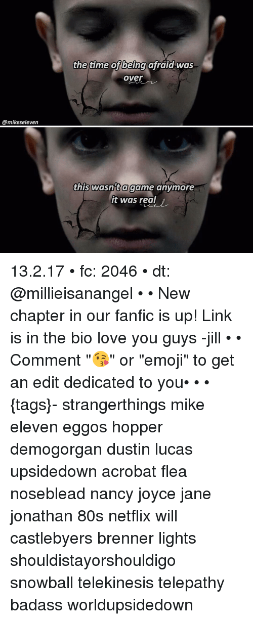 Stranger Things Fanfiction Mike Depressed
