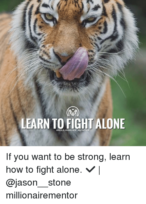 i want to learn how to fight
