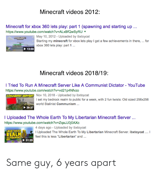 Minecraft Videos 2012 Minecraft for Xbox 360 Lets Play Part 1