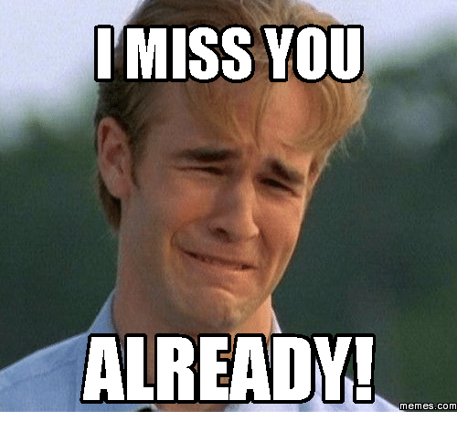 You Miss Me Funny Meme : Best memes about ill miss you meme
