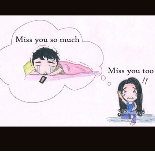 Miss You So Much Miss You Too Relationships Meme On Me Me
