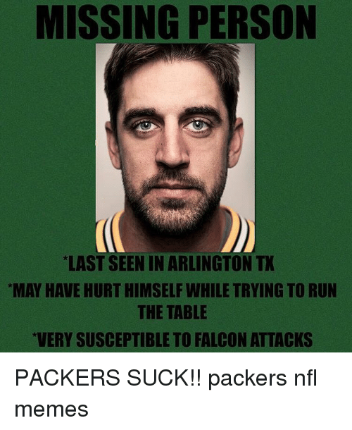 green bay packers suck