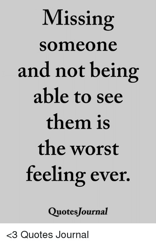 Quotes with images about missing someone