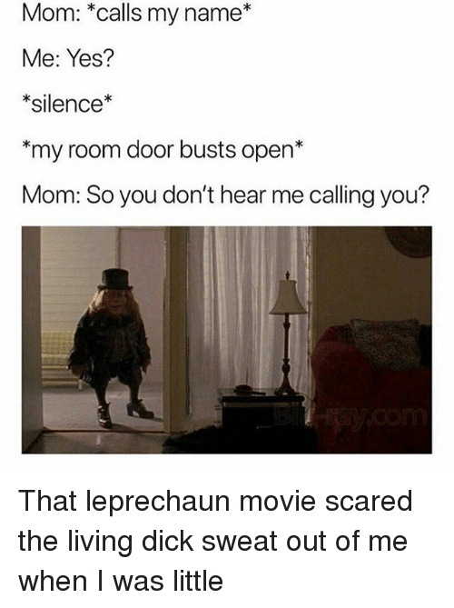 Leprechaun movie meme