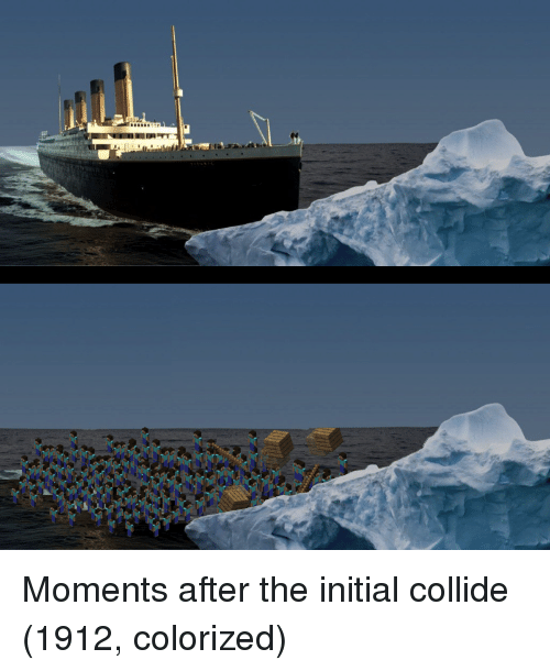 Initial, The, and Colorized