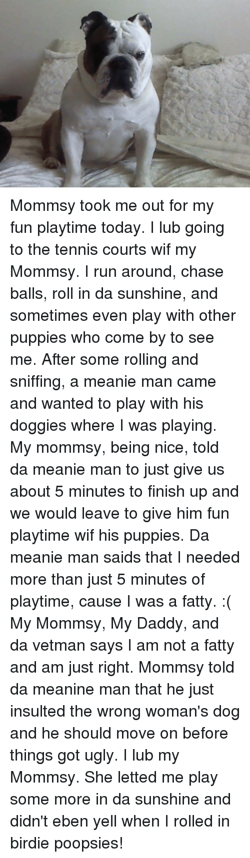 Did We Have Playtime Today Daddy Video