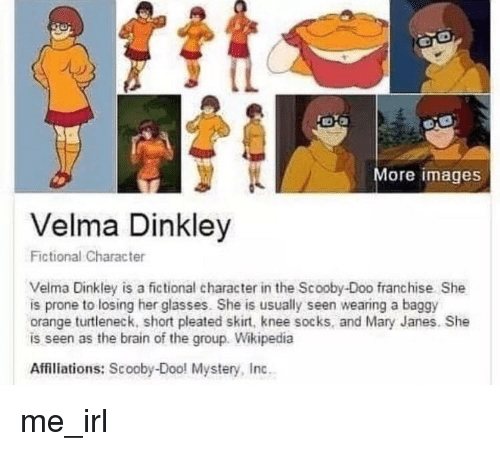 That can Scooby doo velma hot ass