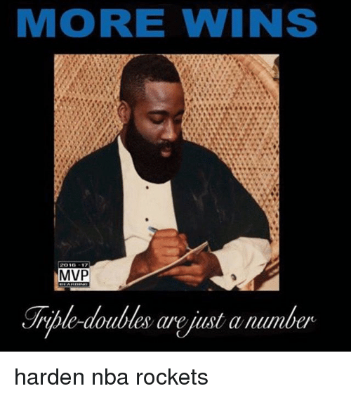 Basketball, Nba, and Sports: MORE WINS  2018  Frble doubles are lust anumber harden nba rockets