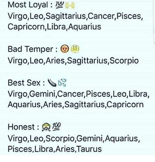 Libra and aquarius sexually