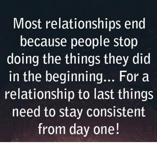 Image result for consistency in relationships
