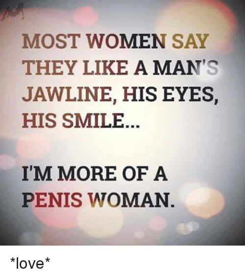 what women say about penis
