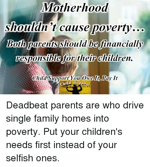 parents are responsible for their children's