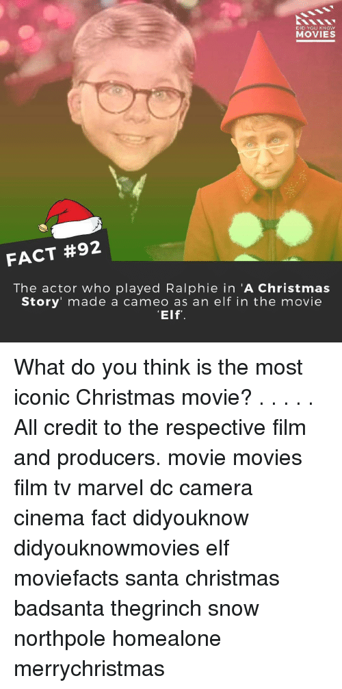 a christmas story elf and memes movies fact 92 the actor who - When Was A Christmas Story Made