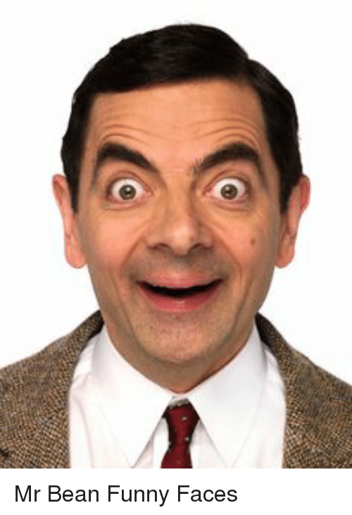 Funny, Mr. Bean, and Funny Faces: Mr Bean Funny Faces