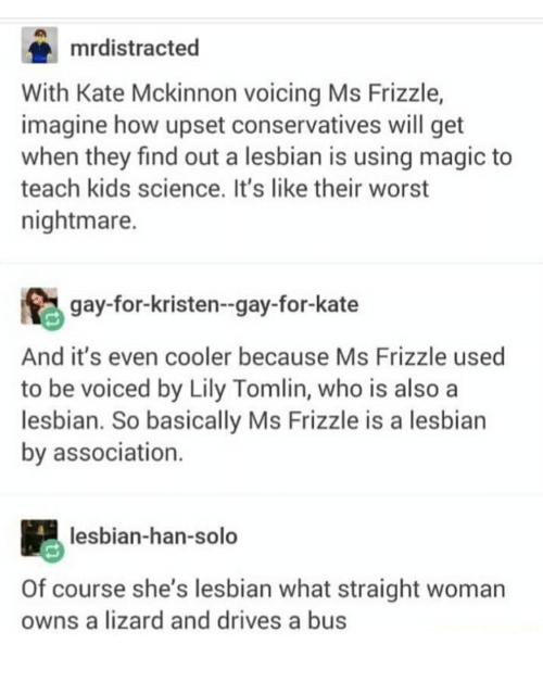 How do i find out who is a lesbian