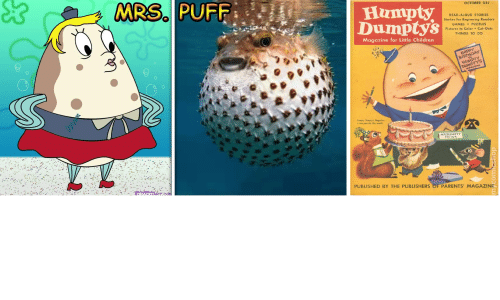 Children, Parents, and Pictures: MRS PUFF  OCTOBER 35  Humpty  Dumptys  READ-ALOUD STORIES  Stories for Beginning Readers  GAMESPUZZLES  Pictures to Color Cut-Outs  THINGS TO DO  Magazine for Little Children  9  Humply Dumpty's Magazine  t one yoar ele this month  MR.DUMPTY  FDITOR  PUBLISHED BY THE PUBLISHERS OF PARENTS' MAGAZIN