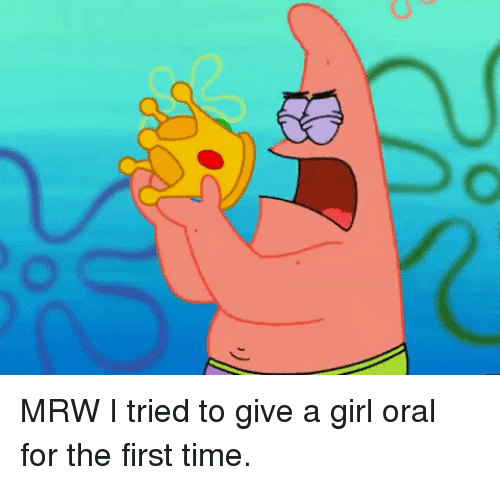 how do you give a girl oral