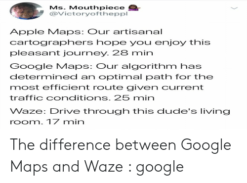 Ms Mouthpiece Apple Maps Our Artisanal Cartographers Hope You