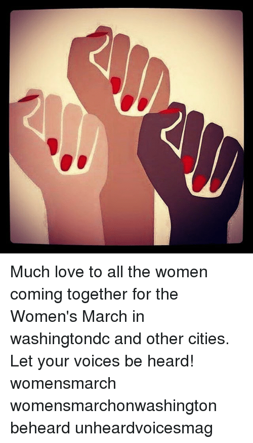 Women Hands Coming Together