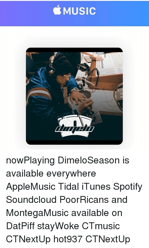 MUSIC 33111 I nowPlaying DimeloSeason Is Available