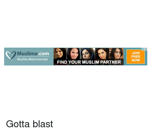 Find your muslim partner