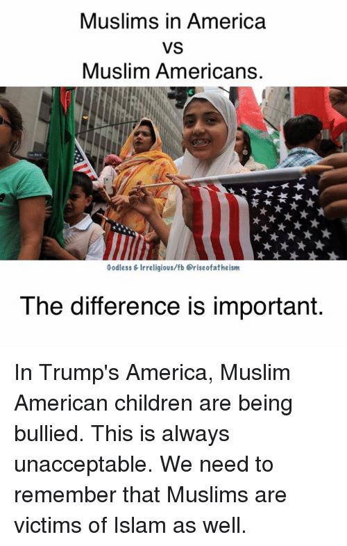 muslims in america Muslims of the world 236k likes real stories by real muslims living around the world if you have a story you want to share, feel free to message us.