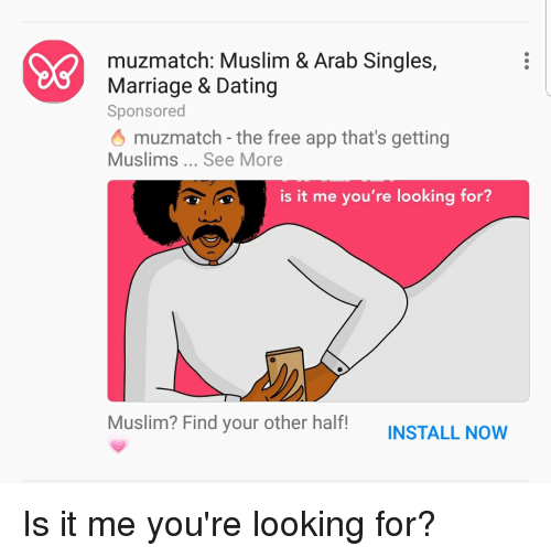 Free arab dating app