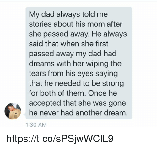 Stories Dad Never Told