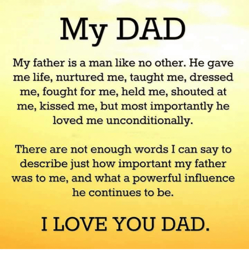 my dad my father is a man like no other 9423893 ✅ 25 best memes about love you dad love you dad memes