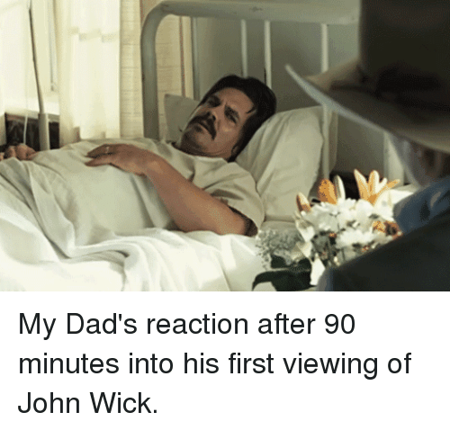 John Wick And John Wick Meme On Me Me