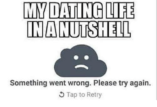 When dating goes wrong