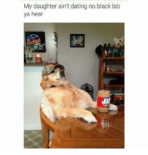 Daughters dating a black